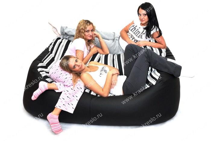 Бескаркасный диван в  Москве
